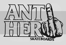 anti hero skateboards &#169;