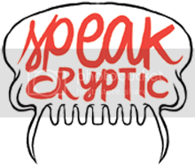 speak cryptic &#169;