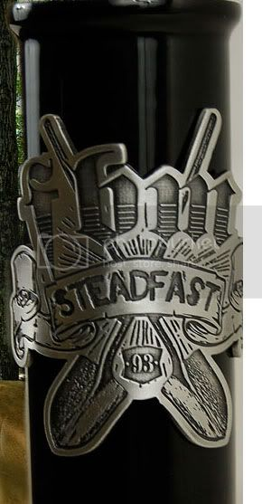 fbm steadfast headtube badge Pictures, Images and Photos