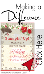 Stampin' Up! gives back at the holidays