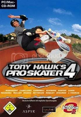 Tony Hawk&#039;s Pro Skater 4 (PC Game, 1.03 GB)